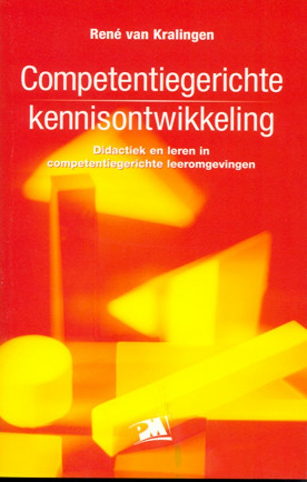 Competentiegerichte kennisontwikkeling