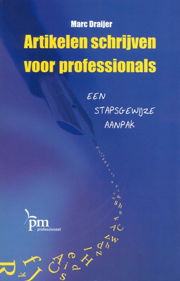Artikelen schrijven voor professionals