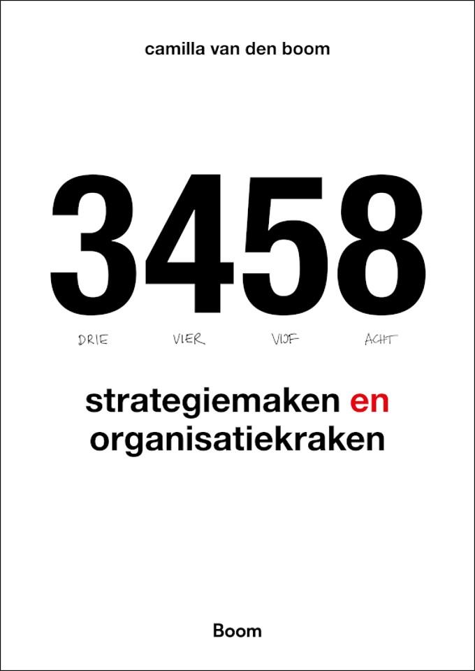 3458 - Strategiemaken en organisatiekraken