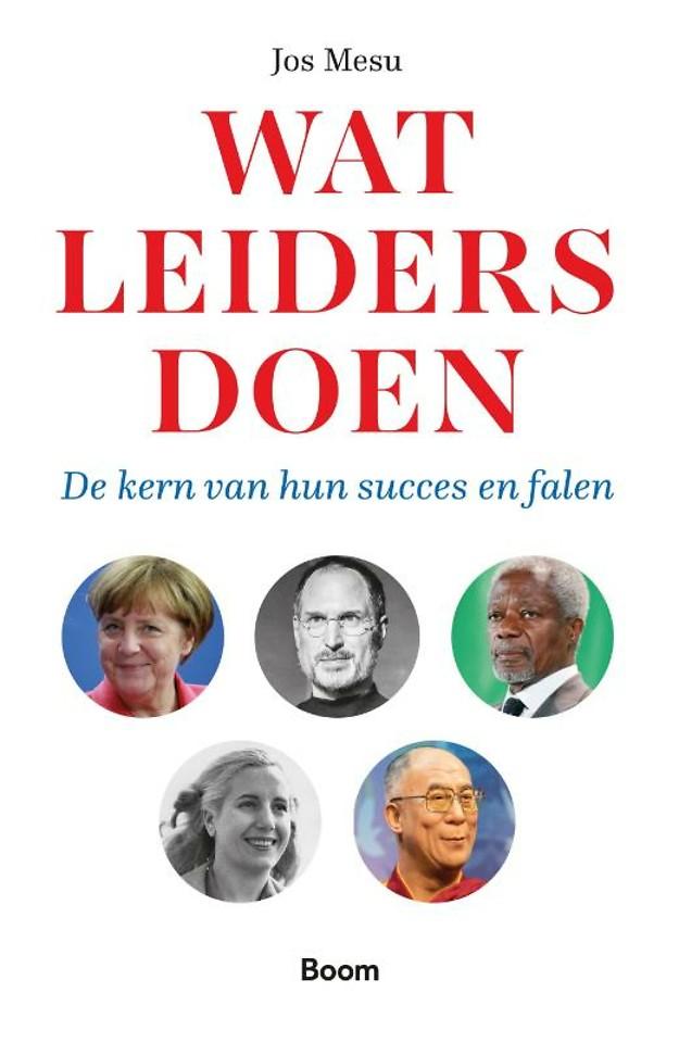 Wat leiders doen