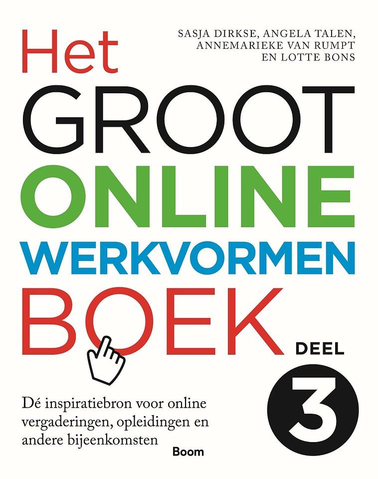 Het groot online werkvormenboek - Deel 3