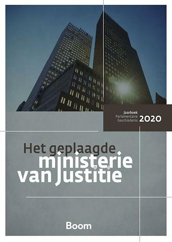 Het geplaagde ministerie van Justitie