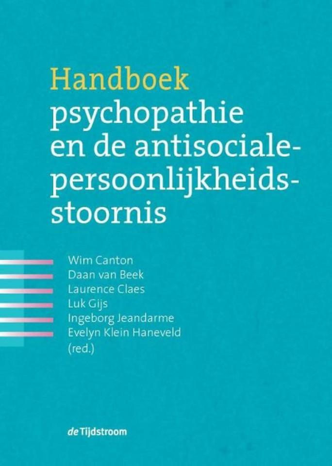 Handboek psychopathie en de antisociale persoonlijkheidsstoornis