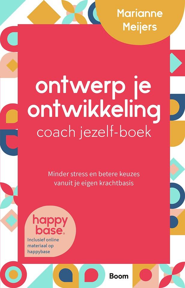 Ontwerp je ontwikkeling coach jezelf-boek