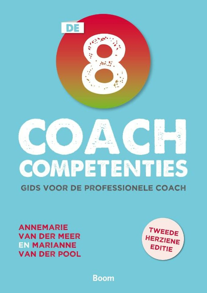 De 8 coachcompetenties