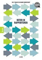 Beter in rapporteren (3e druk)