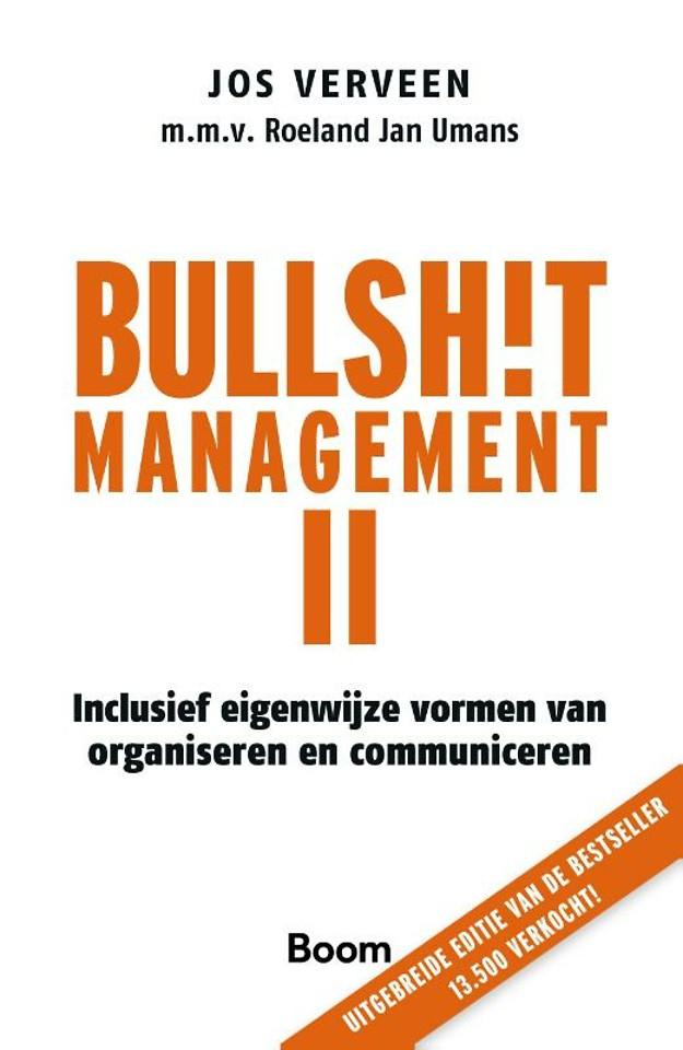 Bullshit management II
