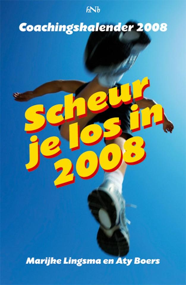 Coachingskalender 2008 Scheur je los!