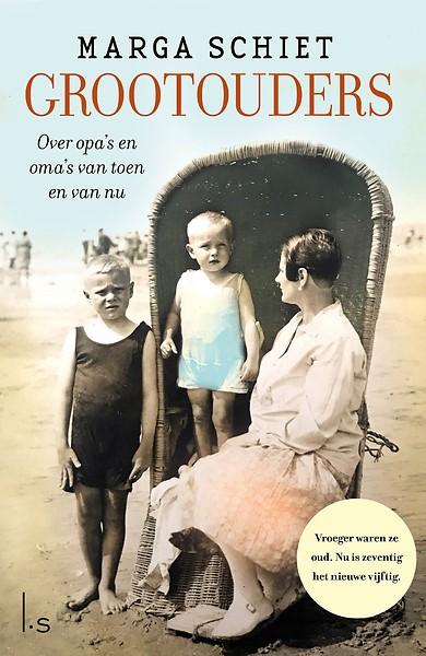 Wonderbaarlijk Grootouders door Marga Schiet (Boek) - Managementboek.nl RD-17