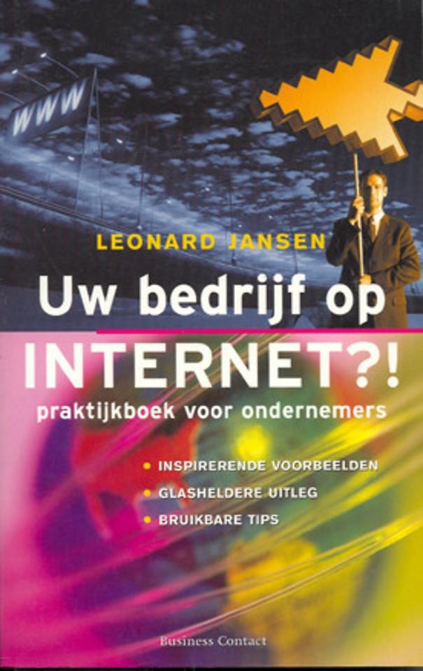 Uw bedrijf op Internet?!