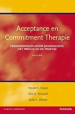 Acceptance en commitment therapie