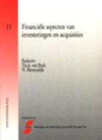Financiële aspecten van investeringen en acquisities