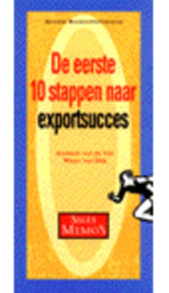 De eerste 10 stappen naar exportsucces