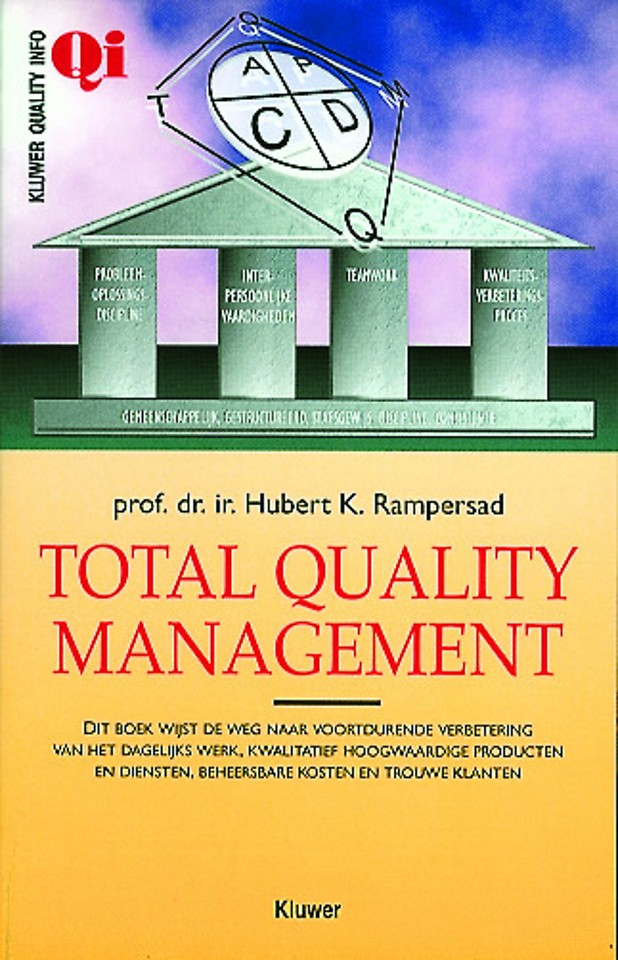 Total Quality Management (Nederlandstalig)