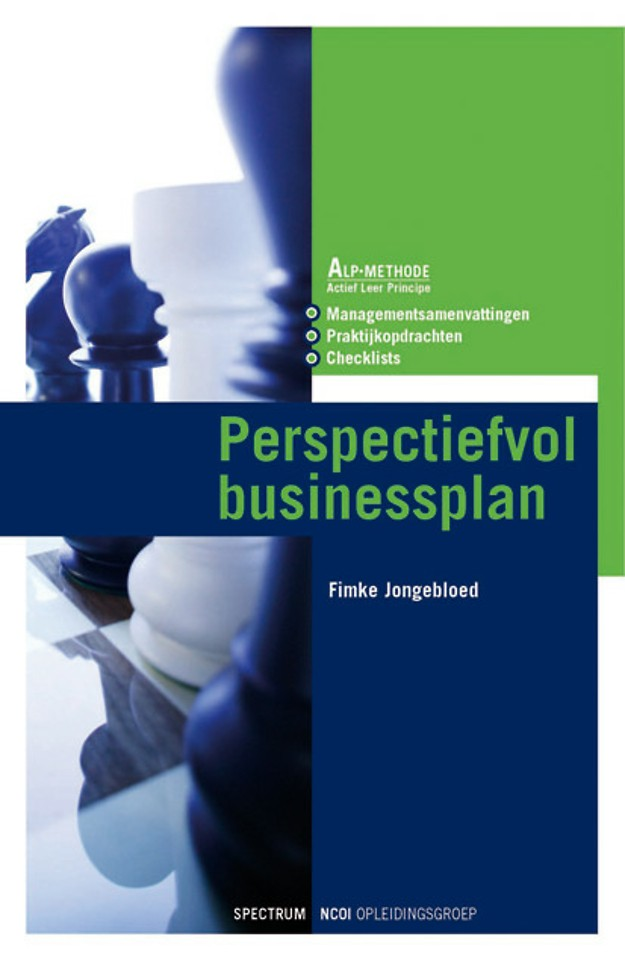 Perspectiefvol businessplan