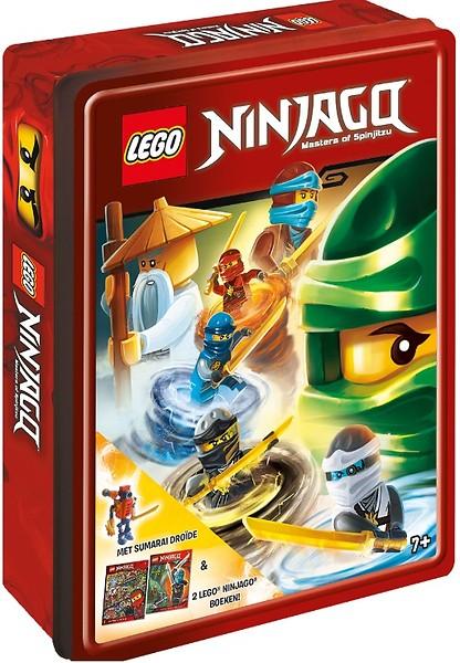 lego ninjago cadeaubox door (spel) - managementboek.nl
