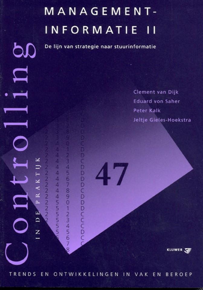 Management-informatie II