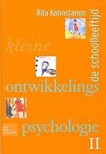 Kleine ontwikkelingspsychologie / II De schoolleeftijd