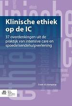 Klinische ethiek op de IC