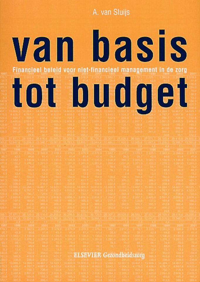 Van basis tot budget (8e druk 2004)