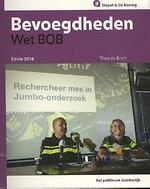 Bevoegdheden Wet BOB 2016