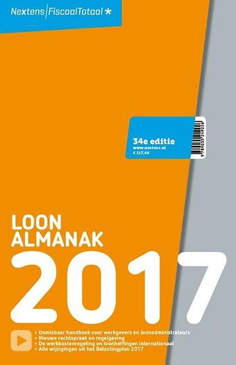 Nextens Loon Almanak 2017