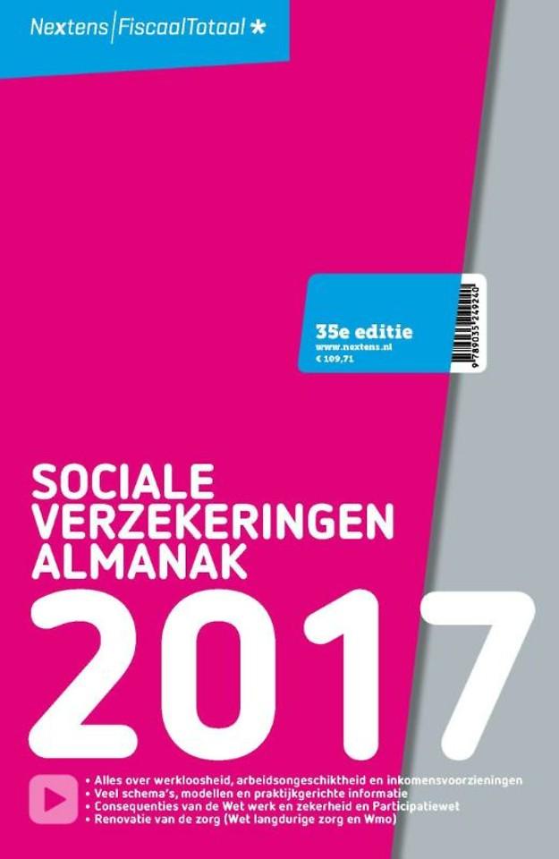 Nextens Sociale Verzekeringen Almanak 2017