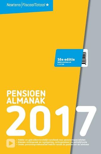 Nextens Pensioen Almanak 2017