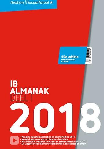 Nextens IB Almanak 2018 - Deel I