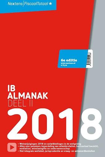 Nextens IB Almanak 2018 - Deel II