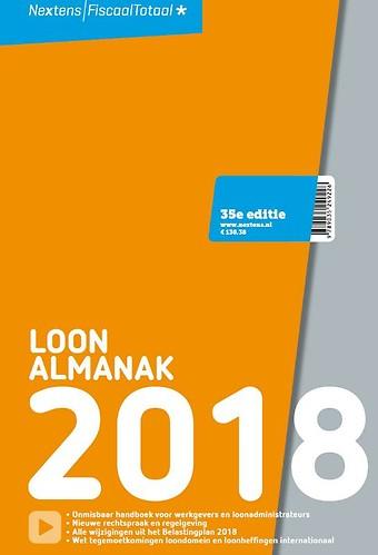 Nextens Loon Almanak 2018