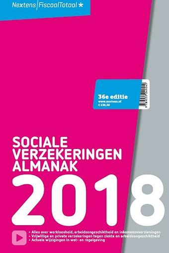 Nextens Sociale Verzekeringen Almanak 2018