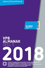 Nextens VPB almanak 2018 - Deel 2