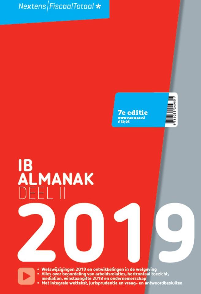 Nextens IB Almanak 2019 - Deel II