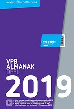 Nextens VPB Almanak 2019 - Deel 1