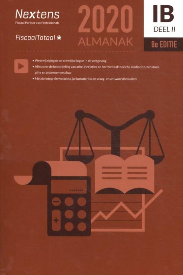 Nextens IB Almanak 2020- Deel II