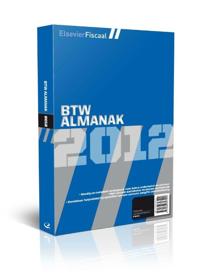 BTW almanak 2012