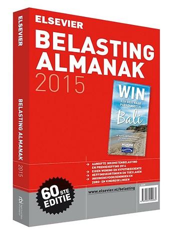 Elsevier Belasting Almanak 2015
