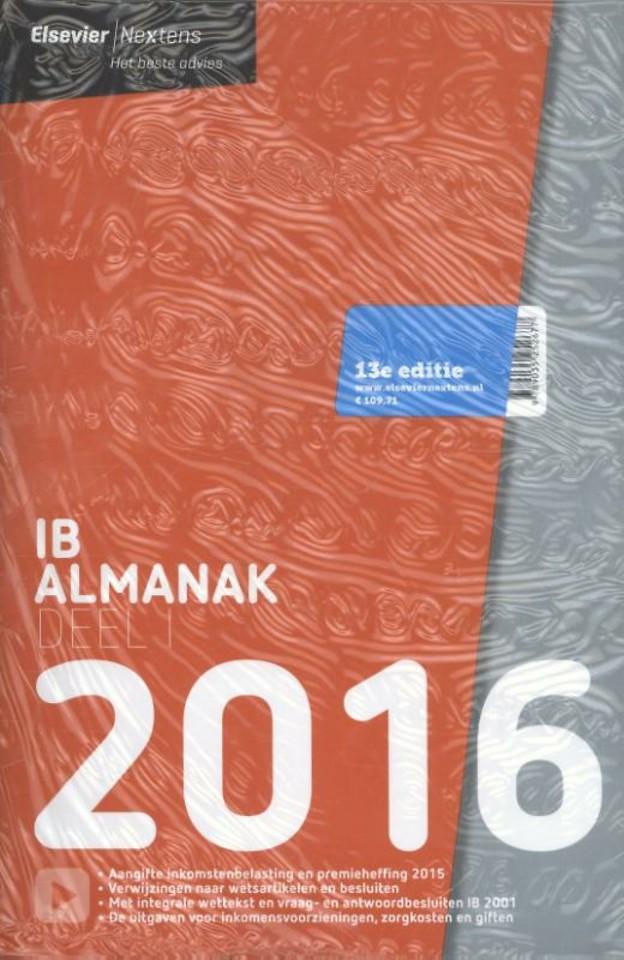 Elsevier IB Almanak 2016 - Deel 1