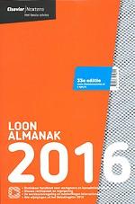 Elsevier Loon Almanak 2016