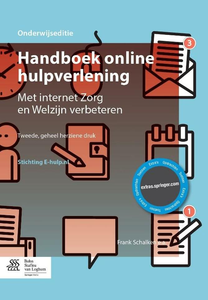 Handboek online hulpverlening (onderwijseditie)