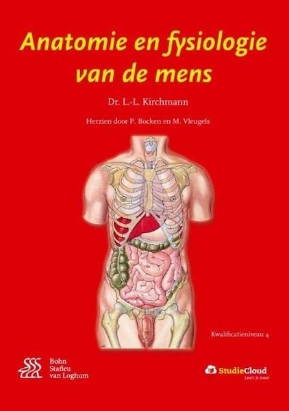 Anatomie en fysiologie van de mens kwalificatieniveau 4 door L.L. ...