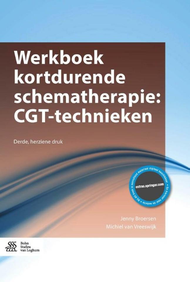 Werkboek kortdurende schematherapie: CGT- technieken
