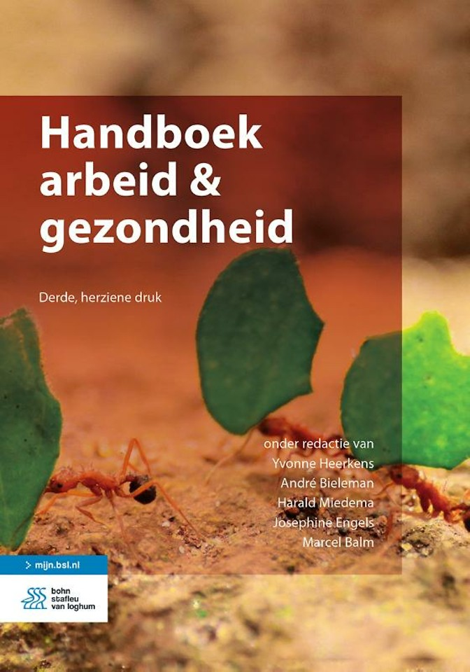 Handboek arbeid & gezondheid