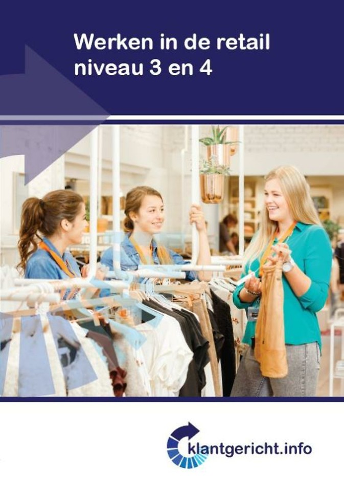 Werken in de retail niveau 3 en 4