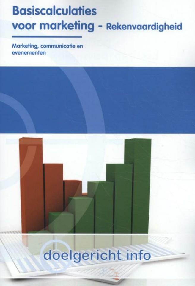 Basiscalculaties voor marketing - Rekenvaardigheid