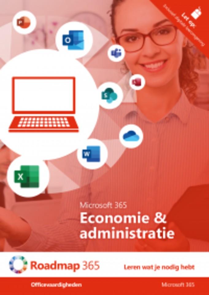 Microsoft 365 Economie en administratie - combipakket