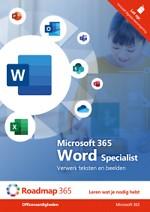 Microsoft 365 Word Specialist - combipakket