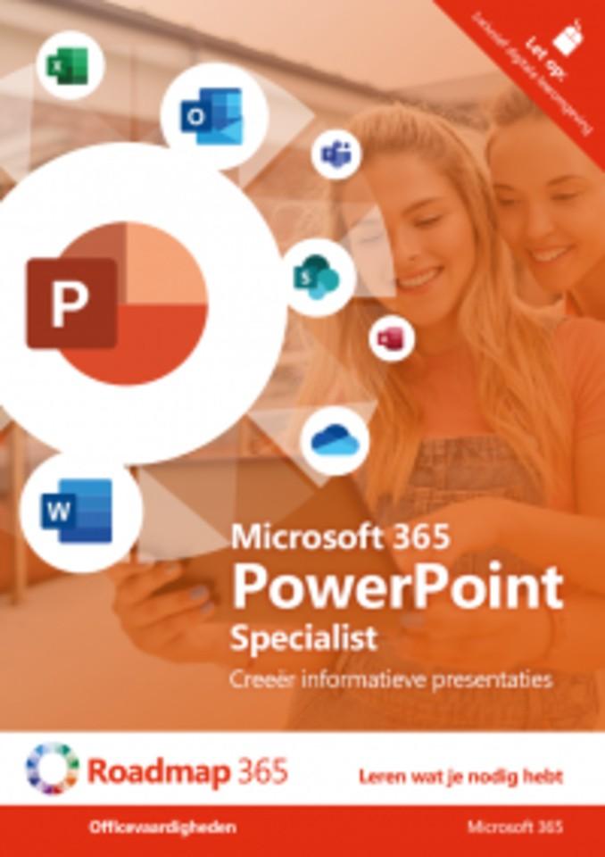 Microsoft 365 PowerPoint Specialist combipakket