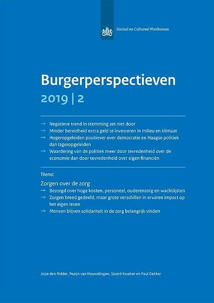 44a2d4f9b3f Burgerperspectieven 2019|2 door Josje den Ridder, Pepijn van ...